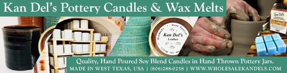 Kan Del's Floral, Candles & Gifts, Plainview, Texas